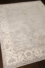 Load image into Gallery viewer, Nourison Aldora Silver Area Rug ALD01 SIL