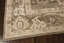 Load image into Gallery viewer, Nourison Aldora Mocha Area Rug ALD06 MOC (Rectangle)