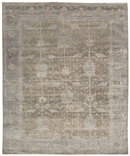 Load image into Gallery viewer, Nourison Aldora Pewter Area Rug ALD07 PEWTR