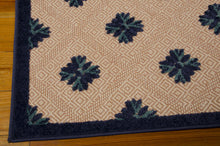 Load image into Gallery viewer, Nourison Aloha Navy Area Rug ALH02 NAV (Rectangle)
