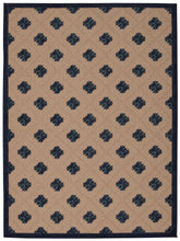 Load image into Gallery viewer, Nourison Aloha Navy Area Rug ALH02 NAV