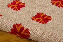 Load image into Gallery viewer, Nourison Aloha Red Area Rug ALH02 RED