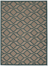 Load image into Gallery viewer, Nourison Aloha Blue Area Rug ALH03 BLU