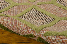 Load image into Gallery viewer, Nourison Aloha Green Area Rug ALH03 GRE