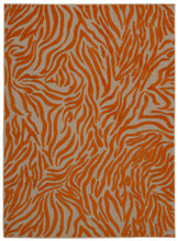 Load image into Gallery viewer, Nourison Aloha Orange Area Rug ALH04 ORG