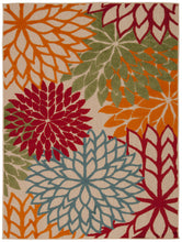 Load image into Gallery viewer, Nourison Aloha Green Area Rug ALH05 GRE