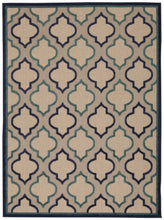 Load image into Gallery viewer, Nourison Aloha Navy Area Rug ALH06 NAV