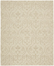 Load image into Gallery viewer, Nourison Ambrose Sand Area Rug AMB02 SAN