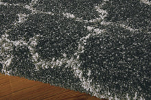 Load image into Gallery viewer, Nourison Amore Charcoal Area Rug AMOR2 CHA (Rectangle)