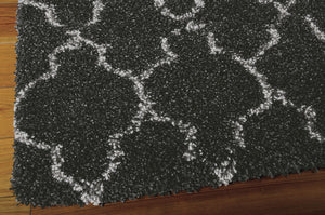 Nourison Amore Charcoal Area Rug AMOR2 CHA (Rectangle)
