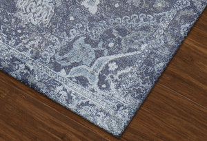 Dalyn Antigua Navy An7 Area Rug
