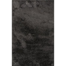 Load image into Gallery viewer, Jaipur Rugs Shag Solid Pattern Gray Polyester Area Rug