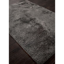 Load image into Gallery viewer, Jaipur Rugs Shag Solid Pattern Gray Polyester Area Rug ANG02 (Rectangle)