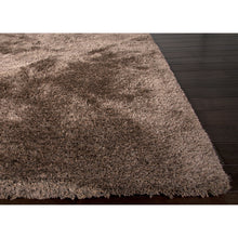 Load image into Gallery viewer, Jaipur Rugs Shag Solid Pattern Taupe/Tan Polyester Area Rug ANG04 (Rectangle)