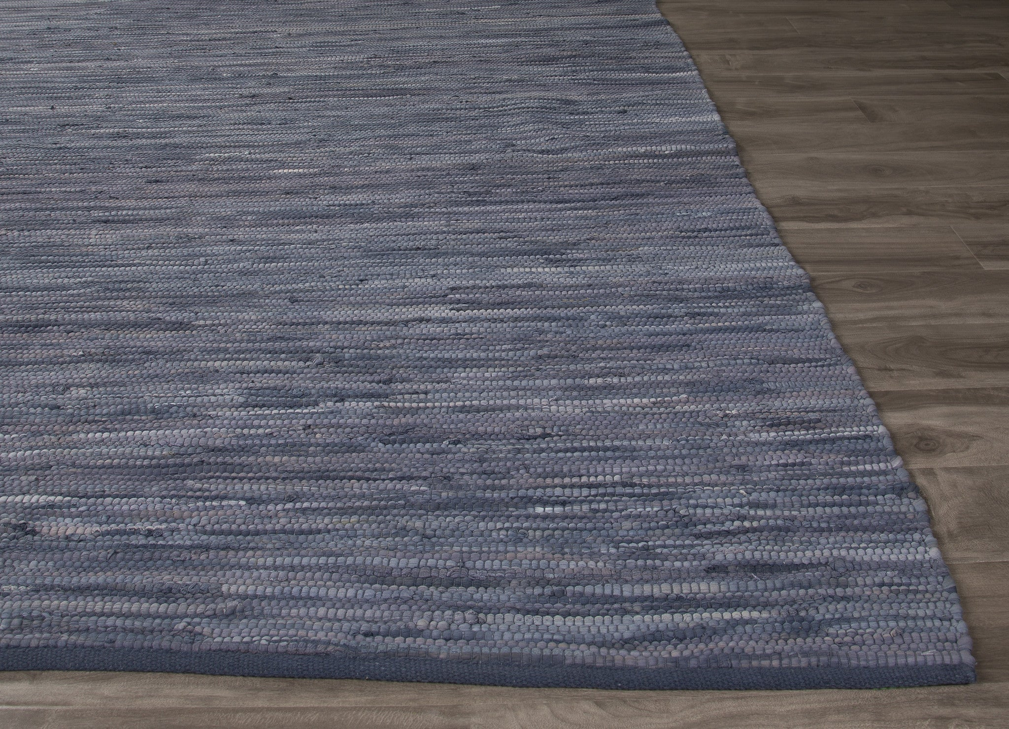 Kempton polyester area rug burgundy merlot colored 3 x3 area rugs - Jaipur Rugs Flatweave Solid Pattern Blue Cotton Area Rug Ann04 Rectangle