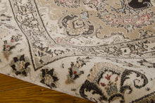 Load image into Gallery viewer, Nourison Ararat Charcoal Area Rug ARA02 CHA
