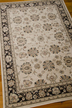 Load image into Gallery viewer, Nourison Ararat Ivory Grey Area Rug ARA03 IVGRY