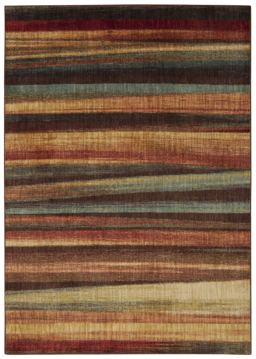Nourison Aristo Multicolor Area Rug ARS01 MTC