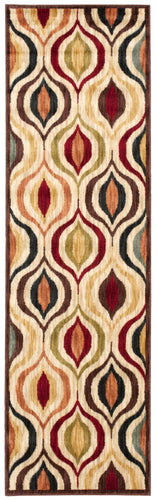 Nourison Aristo Multicolor Area Rug ARS03 MTC