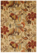 Load image into Gallery viewer, Nourison Aristo Ivory Area Rug ARS04 IV