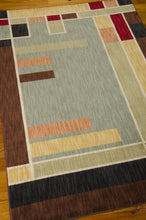Load image into Gallery viewer, Nourison Aristo Multicolor Area Rug ARS06 MTC