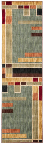 Nourison Aristo Multicolor Area Rug ARS06 MTC