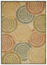 Load image into Gallery viewer, Nourison Aristo Light Multicolor Area Rug ARS08 LMT