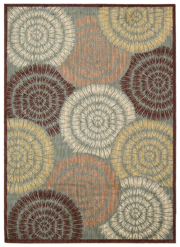Nourison Aristo Multicolor Area Rug ARS08 MTC