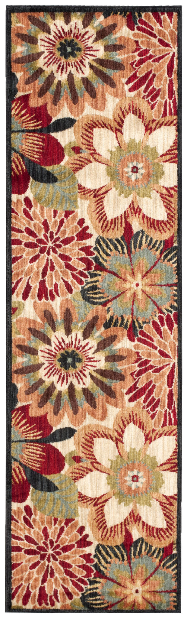 Nourison Aristo Multicolor Area Rug ARS09 MTC