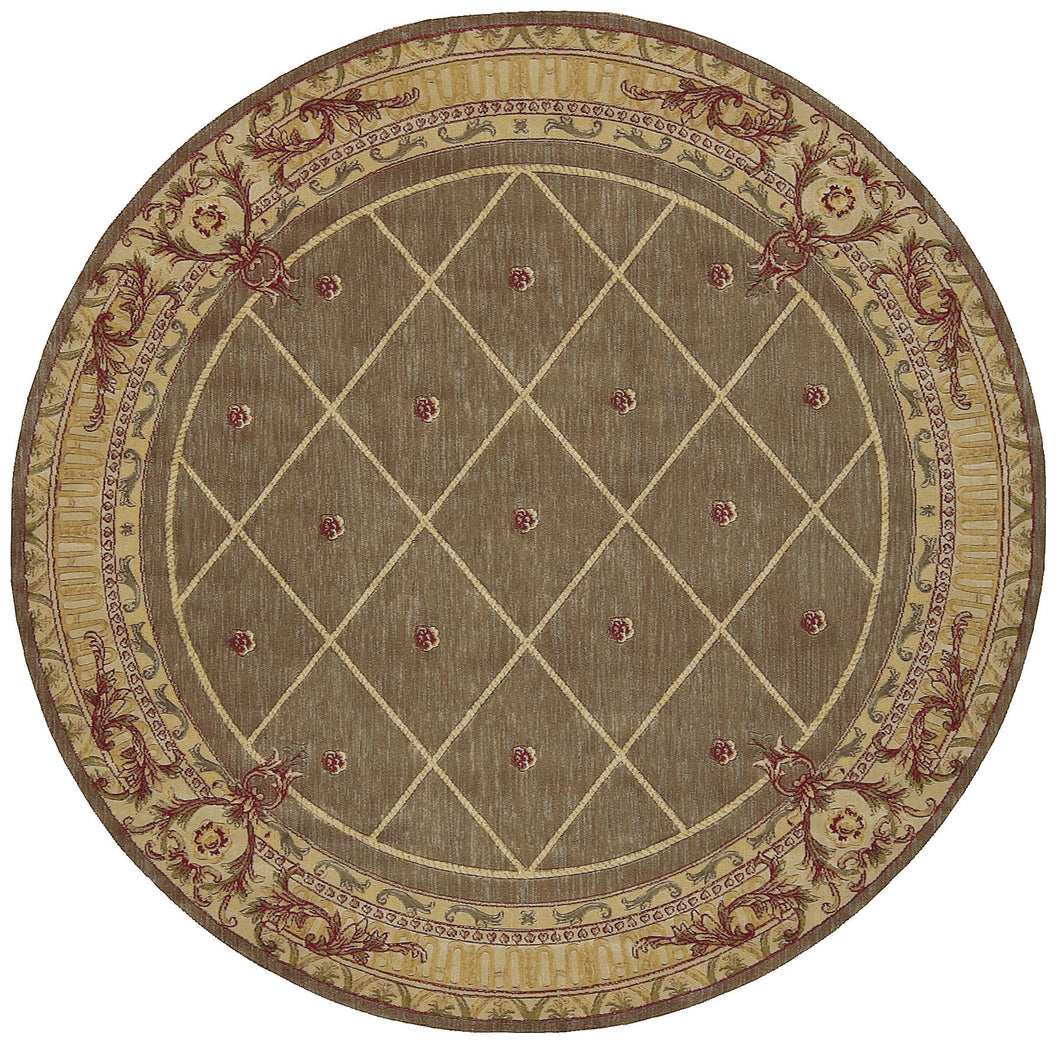 Nourison Ashton House Cocoa Area Rug AS03 COC