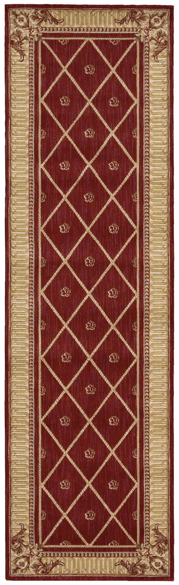 Nourison Ashton House Sienna Area Rug AS03 SIE