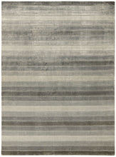 Load image into Gallery viewer, Nourison Aura Silver Shadow Area Rug AUR01 SLVDW