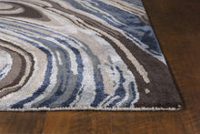 Load image into Gallery viewer, Kas Rugs Artisan 2153 Taupe/Blue Natura Area Rug