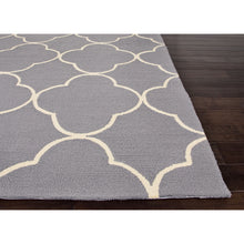 Load image into Gallery viewer, Jaipur Rugs IndoorOutdoor Geometric Pattern Taupe/Tan Polypropylene Area Rug BA63 (Rectangle)