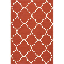 Load image into Gallery viewer, Jaipur Rugs Indoor-Outdoor Geometric Pattern Red Polypropylene Area Rug