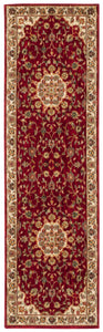 Kathy Ireland Ancient Times Palace Red Area Rug By Nourison BAB02 RED