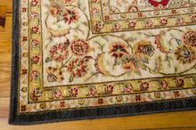 Load image into Gallery viewer, Kathy Ireland Ancient Times Empress Garden Multicolor Area Rug By Nourison BAB03 MTC (Rectangle)