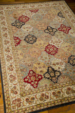 Load image into Gallery viewer, Kathy Ireland Ancient Times Empress Garden Multicolor Area Rug By Nourison BAB03 MTC