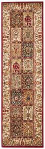 Kathy Ireland Ancient Times Asian Dynasty Multicolor Area Rug By Nourison BAB04 MTC