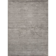 Load image into Gallery viewer, Jaipur Rugs Handloom Solid Pattern Gray Wool and Art Silk Area Rug