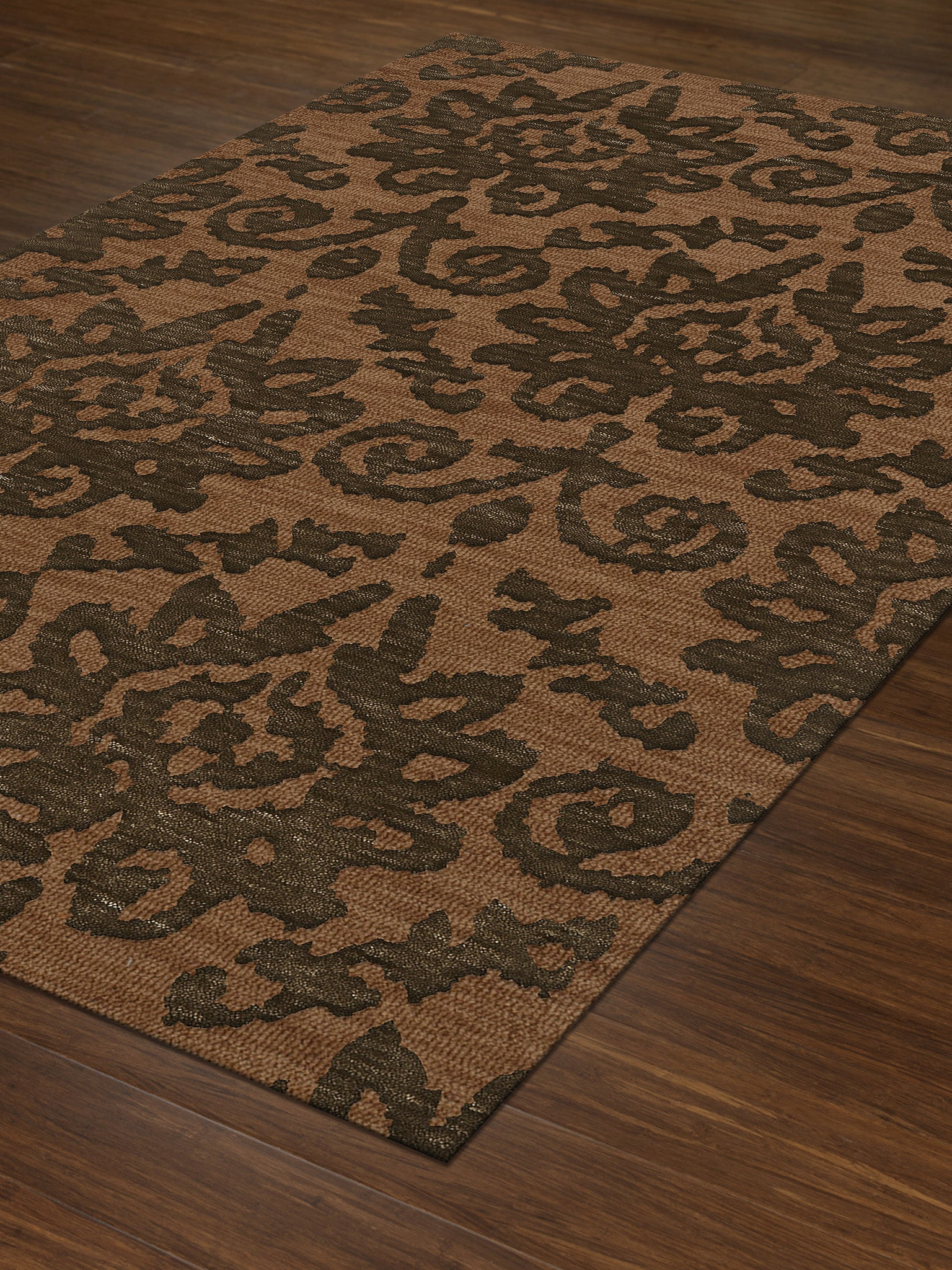 Dalyn bella leather bl10 area rug rugmethod for Leather flooring cost