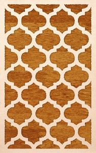 Dalyn Bella Orange Bl11 Area Rug
