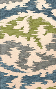 Dalyn Bella Peacock Bl2 Area Rug