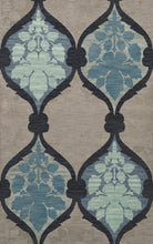 Load image into Gallery viewer, Dalyn Bella Navy Bl4 Area Rug