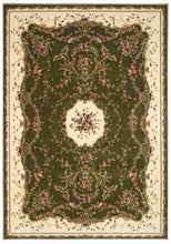 Load image into Gallery viewer, Nourison Bordeaux Sage Area Rug BOR01 SAGE