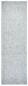 Rizzy Home Brindleton BR359A Blue Solid Area Rug