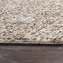 Load image into Gallery viewer, Rizzy Home Brindleton BR360A Brown Solid Area Rug