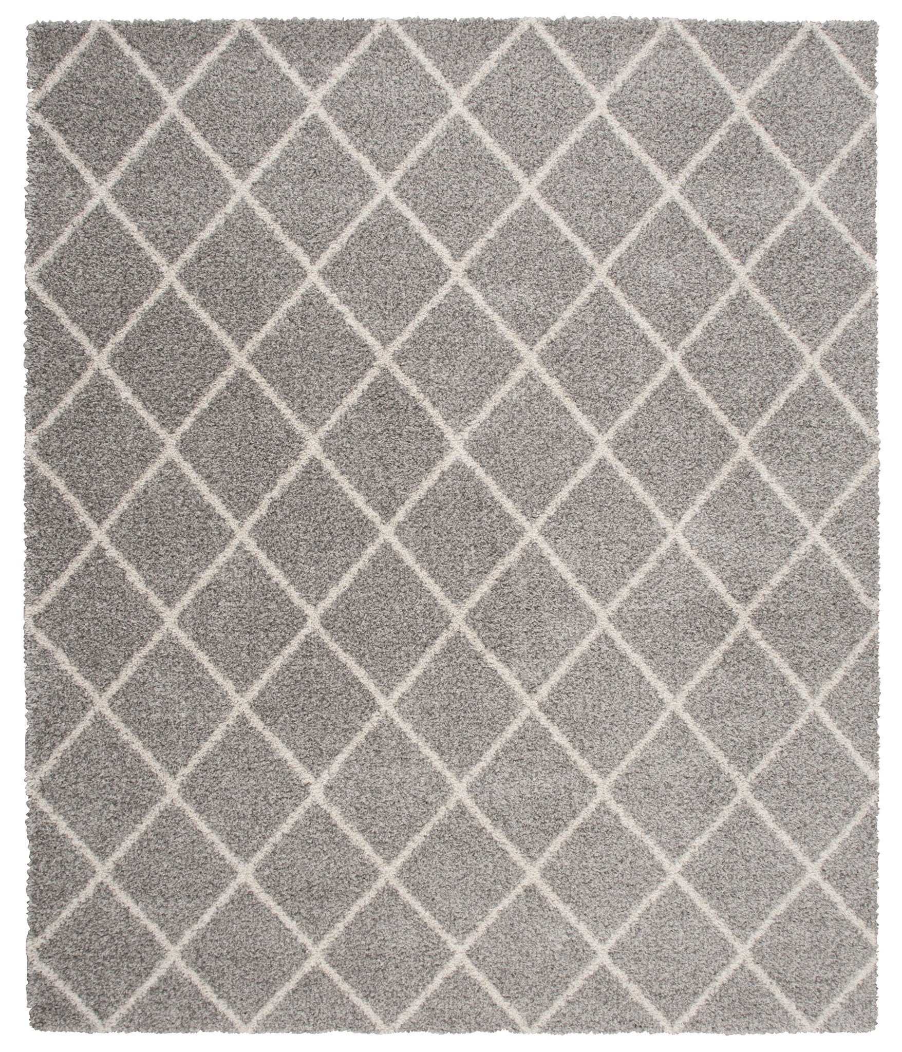 Nourison Brisbane Ash Area Rug BRI08 ASH (Rectangle
