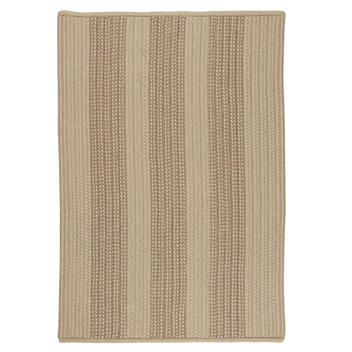 Colonial Mills Boat House BT99 Natural Indoor/Outdoor Area Rug