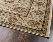 Load image into Gallery viewer, Rizzy Home Bellevue BV3412 Tan/Khaki Border Area Rug